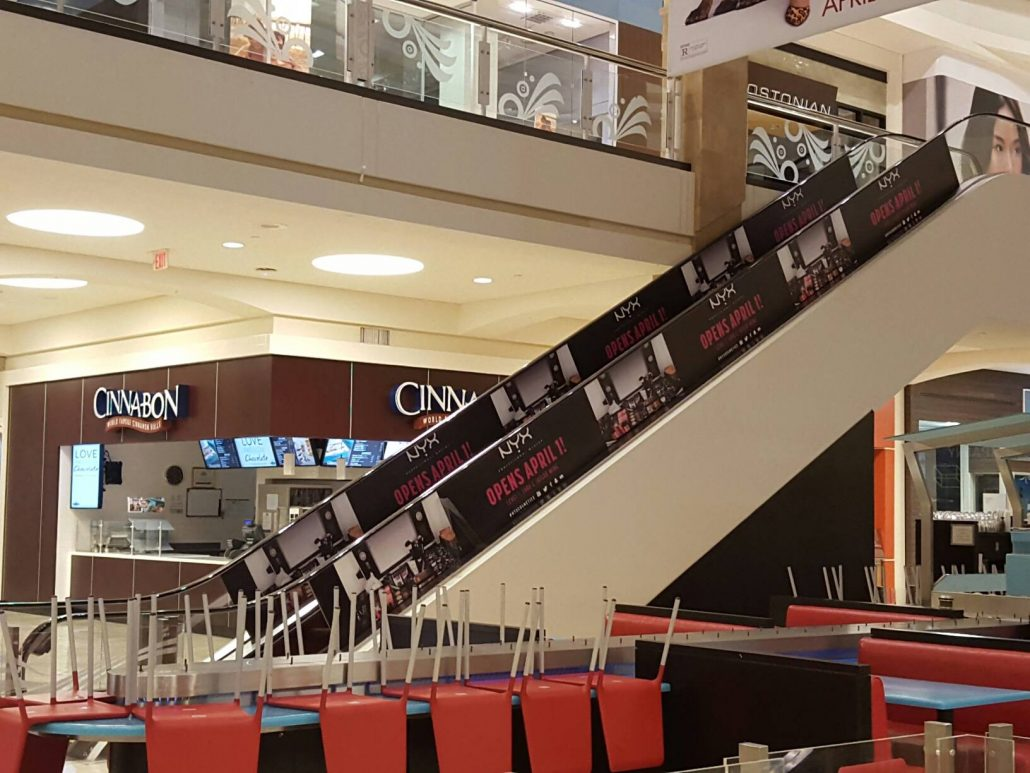 Retail Graphics Installation Services
