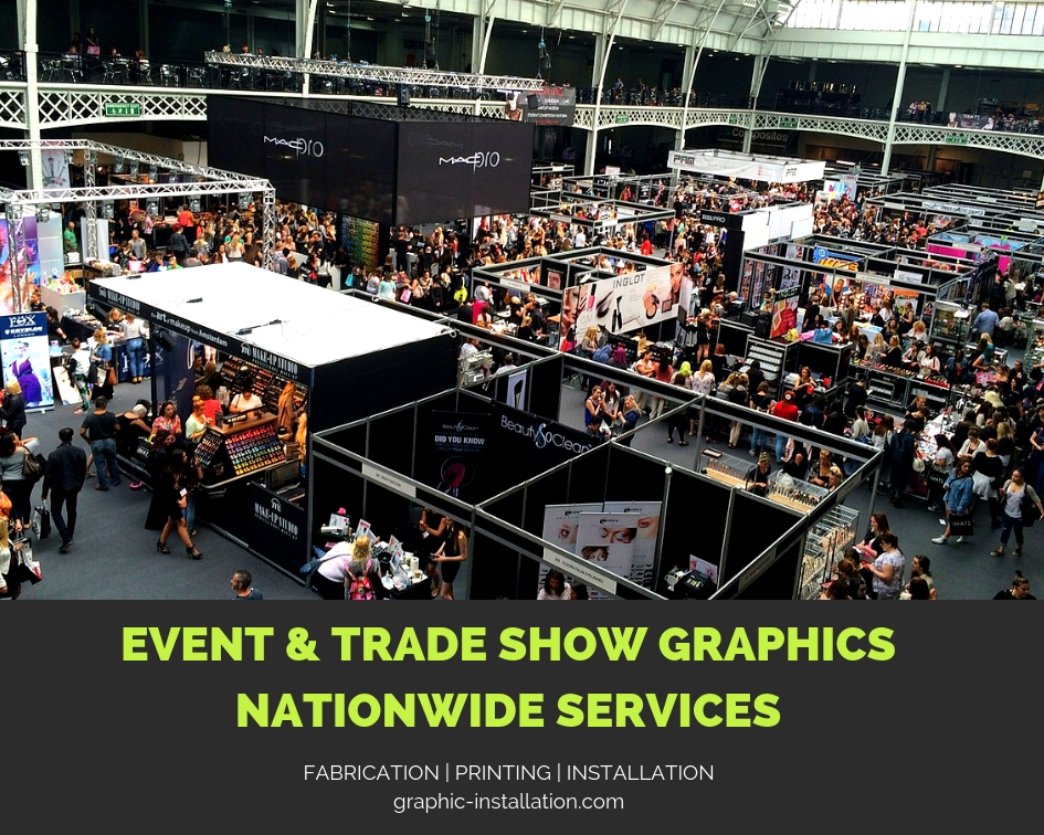 Event & Trade Show Graphics Services