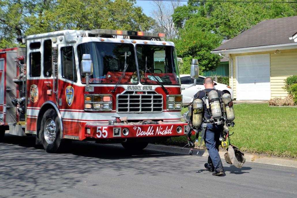 Custom Firefighter Graphics